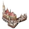 Набор игровой CubicFun (пазл) Церковь Святого Матьяша (Венгрия), купить за 1 025руб.
