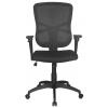 Компьютерное кресло Бюрократ CH-888, черное, купить за 11 370руб.