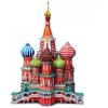 Набор игровой CubicFun  (пазл) Собор Василия Блаженного (Россия), купить за 1 180руб.