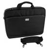 Сумка для ноутбука PCP-A1317 BK (нейлон, 17''), чёрная, купить за 845руб.