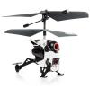 Товар для детей Air Hogs, Вертолёт с камерой, белый / черный, купить за 6 400руб.