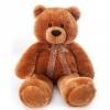 Игрушка мягкая Aurora  Медведь сидячий, 70 см, купить за 2 650руб.
