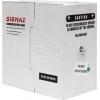 Кабель Siemax 18481 (витая пара в бухте, UTP, 5e, 305 м, PVC, для помещений), купить за 1 860руб.