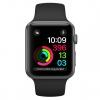 Умные часы Apple Watch Series 1 38mm (MP022RU/A) , графит/черные, купить за 23 375руб.