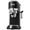 Кофемашина Delonghi EC 680 BK, чёрная, рожкового типа, купить за 12 810руб.