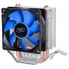 Кулер Вентилятор для процессора DEEPCOOL ICEEDGE MINI FS V2.0 Soc-AMD/1150 3pin 25dB Al+Cu 95W 248g скоба, купить за 735руб.