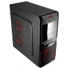 Aerocool V3X Advance Devil Red Edition, ATX, 600Вт, USB 3.0, купить за 3 870 руб.