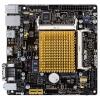 Материнская плата ASUS J1800I-C, with Intel® Dual-core Celeron® J1800 (2.41 GHz), mATX, 2xSODIMM DDR3 1xPCI-E VGA HDMI, купить за 3 810руб.