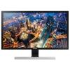 Монитор Samsung U28E590D, черный, купить за 15 445руб.