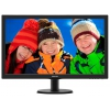 "Philips 273V5LHSB Black (27"", TN, LED, 1920x1080 (16:9), 5ms, 170�/160�, 300 cd/m, 10M:1, VGA, HDMI), ������ �� 12 400 ���."