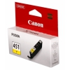 �������� Canon CLI-451Y yellow, ������ �� 830 ���.