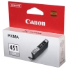 �������� Canon CLI-451GY gray, ������ �� 890���.