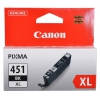 �������� Canon CLI-451BK XL ׸���� 11 �� (��� iP7240, MG5440, MG6340, MG6440, MG7140, MX924), ������ �� 1 130 ���.