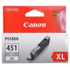 �������� Canon CLI-451GY XL (�����, 11 ��, ��� iP7240, MG5440, MG6340, MG6440, MG7140, MX924), ������ �� 1 180 ���.