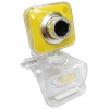 CBR CW-834M, универс. крепление, 4 линзы 1,3 МП, эффекты, микрофон, CW 834M, жёлтая, купить за 510руб.