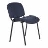 Компьютерное кресло Бюрократ Виси чёрно-синий 12-191, купить за 1 890руб.