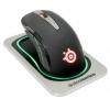 Steelseries Sensei Wireless 62250 (черная, беспроводная, лазерная, 50-8200 dpi, USB, 8 кнопок), купить за 10 040руб.