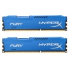 Kingston HX316C10FK2/8 (DDR3, 2x 4 Gb, 1600 МГц, CL10-10-10, DIMM), купить за 5 605 руб.