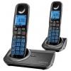 Радиотелефон Alcatel Sigma 260 duo (монохромный дисплей), купить за 2 520руб.