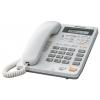 Проводной телефон Panasonic KX-TS2570RUW, белый, купить за 4 165руб.