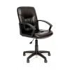 Компьютерное кресло Chairman 651 (6017829), черное, купить за 4 700руб.