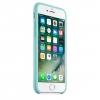 Чехол iphone Apple MMX02ZM/A (для Apple iPhone 7), голубой, купить за 3405руб.