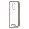 Чехол для смартфона SkinBox 4People для Xiaomi Redmi Note 3, серебристый, купить за 125руб.