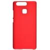 Чехол для смартфона SkinBOX 4People для Huawei P9 Plus (T-S-HP9P-002 Red) + защитная пленка, красный, купить за 195руб.