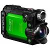 Видеокамера Olympus TG-Tracker Зеленая, купить за 29 975руб.