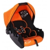 Автокресло Baby Care BC-322 Люкс Слоник, оранжевое, купить за 2 250руб.