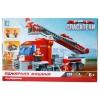 Конструктор 1toy Спасатели пожарная машина (298 дет), купить за 1 115руб.
