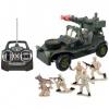 Радиоуправляемая модель Tongde Военный автомобиль (с набором солдат), купить за 2 770руб.