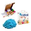 Набор игровой Kinetic sand Космический песок Голубой, купить за 1 210руб.