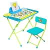 Товар для детей Набор мебели Nika Пушистая Азбука h580, купить за 1 845руб.