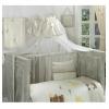 Kidboo Honey Bear Linen (балдахин), белый, купить за 1 760руб.