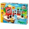 Конструктор Ecoiffier сокровища пиратов (24257), купить за 1 710руб.