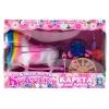 Товар для детей Карета с лошадью для кукол 1 Toy, купить за 1 170руб.
