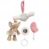Товар для детей Nattou Мобиль-мини Жираф и Слоник, купить за 1 600руб.