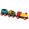 Набор игровой Brio Грузовой поезд с бетономешалкой и грузом угля, купить за 2 090руб.