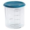 Контейнер для продуктов Beaba Maxi Portion синий, купить за 375руб.
