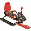 Снегокат Nika Snowpatrol Робот (бордовый), купить за 3 400руб.
