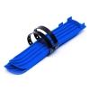 Мини-лыжи RT маленькие с ремнями М3 (синие), купить за 240руб.