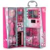 Набор игровой Markwins Barbie 9601051 детской декоративной косметики в чемодане, купить за 2 540руб.