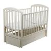 Детская кроватка Papaloni Джованни 120х60 Слоновая Кость, купить за 11 440руб.