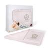 Комплект постельного белья в коляску Esspero Conny 5 предметов Royal pink, купить за 3 500руб.
