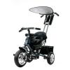 Трехколесный велосипед Liko Baby LB-772, чёрный, купить за 4 720руб.