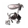 Трехколесный велосипед Liko Baby LB-772, белый, купить за 5 900руб.