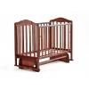 Детская кроватка СКВ-Компани  Берёзка 12400, орех, купить за 5 230руб.