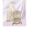 Детская кроватка Feretti Etoile (качалка), слоновая кость, купить за 33 990руб.
