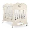 Детская кроватка Feretti Chaton (качалка), cлоновая кость, купить за 24 365руб.